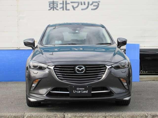 「マツダ」「CX-3」「SUV・クロカン」「山形県」の中古車2