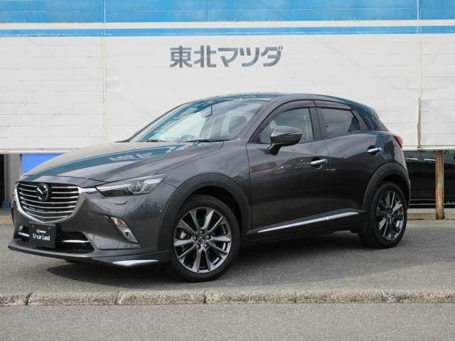 「マツダ」「CX-3」「SUV・クロカン」「山形県」の中古車5