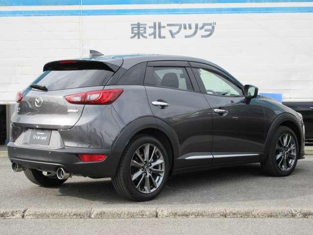 「マツダ」「CX-3」「SUV・クロカン」「山形県」の中古車6