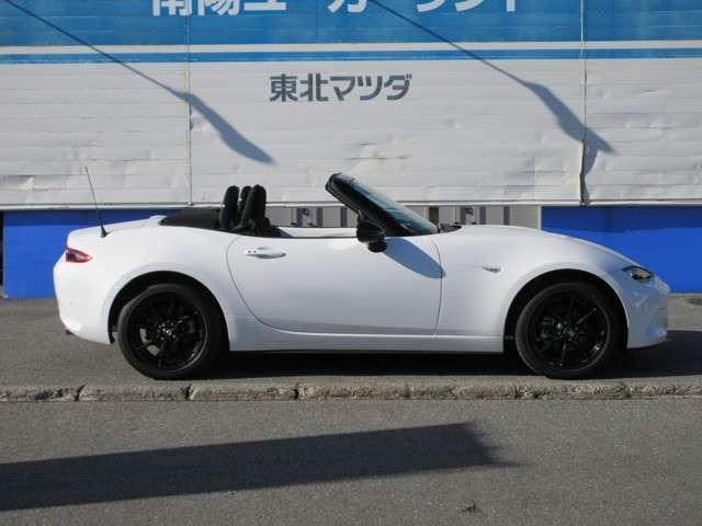 「マツダ」「ロードスター」「オープンカー」「山形県」の中古車4
