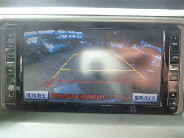 トヨタ エスティマ アエラス 7人乗り オートロック 純正HDDナビ HID