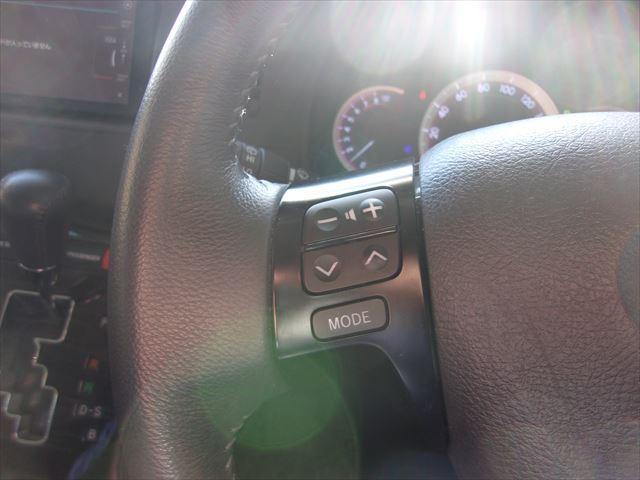 トヨタ アイシス プラタナ Vセレクション 両側パワースライドドアバックカメラ