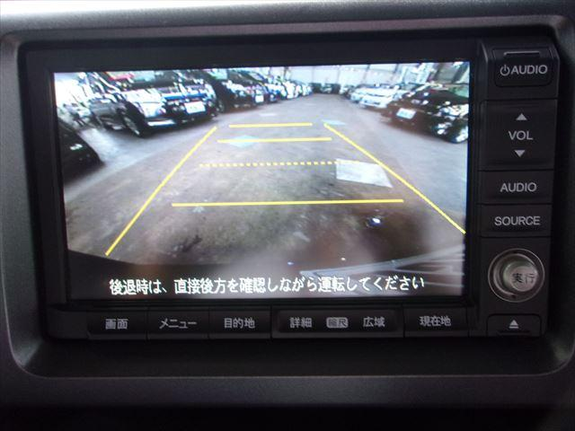 Z 純正HDDナビ バックカメラ 後席モニター 両側電動ドア(11枚目)