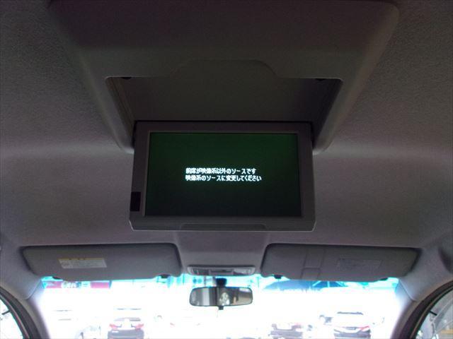 ホンダ ステップワゴンスパーダ Z 純正HDDナビ バックカメラ 後席モニター 両側電動ドア