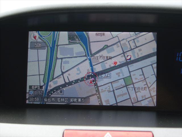 ホンダ オデッセイ M HDDインターナビ バックカメラ フルセグTV ETC