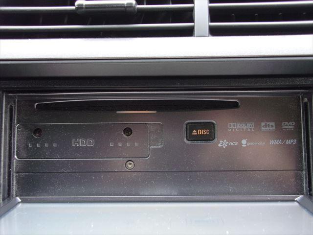 ホンダ ストリーム X スタイルエディション カロッツェリアHDDナビ CD録音