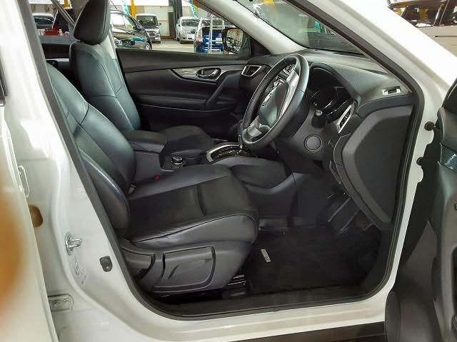 20X エマージェンシーブレーキパッケージ 4WD 7人乗 1オーナー車 純正SDナビ フルセグTV ブルートュース 衝突軽減ブレーキ オートLEDライト シートヒーター フリップダウンモニター アイドリングストップ スマートキー ETC(16枚目)