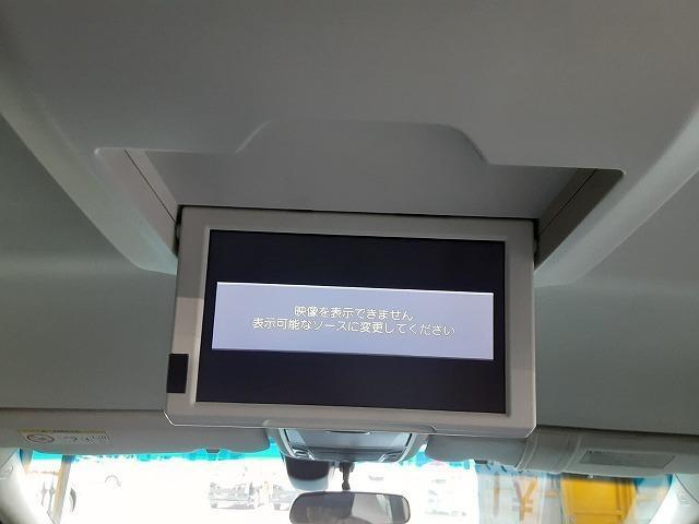 アブソルート 1オーナー車 純正インターナビ フルセグTV バックカメラ ブルートゥース 両側電動スライドドア フリップダウンモニター 衝突軽減ブレーキ クルコン パドルシフト LEDライト オートライト ETC(19枚目)