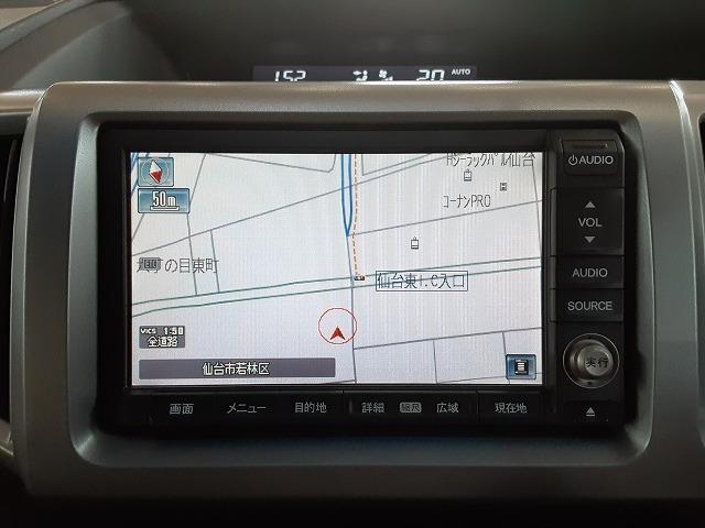 Z インターナビセレクション 1オーナー車 純正HDDナビ フルセグTV バックカメラ 両側電動スライドドア フリップダウンモニター パドルシフト クルコン スマートキー オートライト HIDライト ETC 社外17インチアルミ(4枚目)