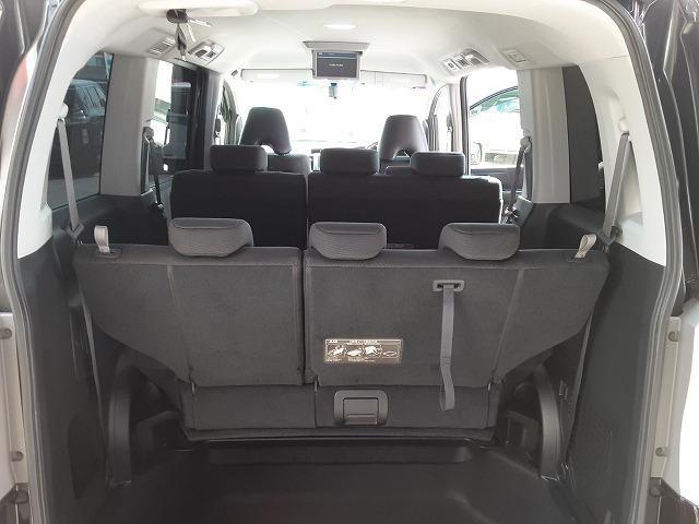 Z インターナビセレクション 1オーナー車 純正HDDナビ フルセグTV バックカメラ 両側電動スライドドア フリップダウンモニター パドルシフト クルコン スマートキー オートライト HIDライト ETC 社外17インチアルミ(23枚目)