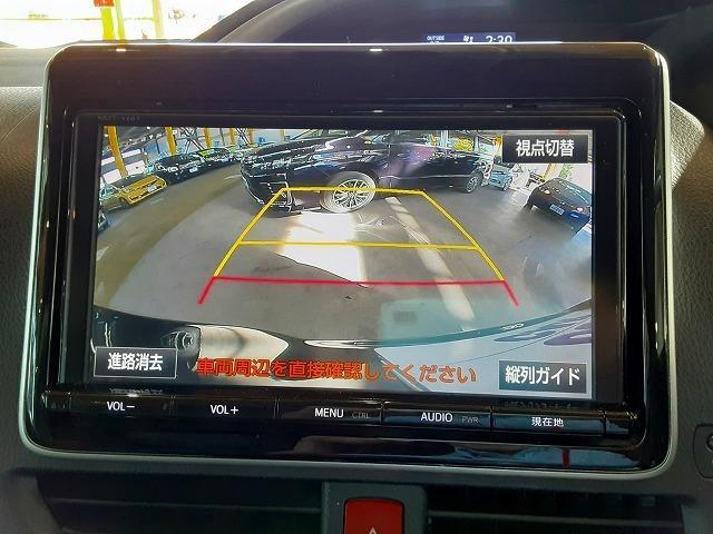 ZS 煌II 1オーナー トヨタセーフティセンス 純正9インチナビ フルセグTV バックカメラ ブルートュース 両側電動スライド 12インチフリップモニター ETC2・0 オートLEDヘッドライト オートハイビーム(5枚目)