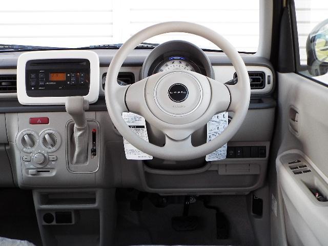 スズキ アルトラパン G 5オートギアシフト レーダーブレーキ ESP CD付