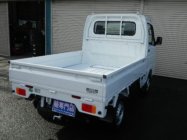 KC 届出済未使用車 エアコン パワステ付 4WD ラジオ付(4枚目)