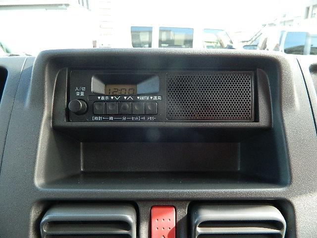 KC 届出済未使用車 エアコン パワステ付 4WD ラジオ付(7枚目)