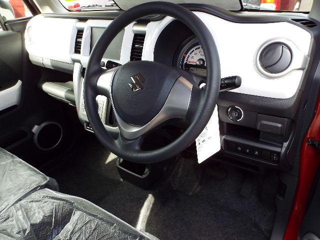 スズキ ハスラー G 届出済未使用車 4WD ハイブリッド RBS ESP付
