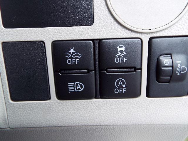 ダイハツ タント L SAIII 届出済未使用車 VSCTRC付両側スライドD