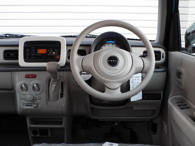 スズキ アルトラパン G 届出済未使用車 5AGS RBS ESP付 CD付