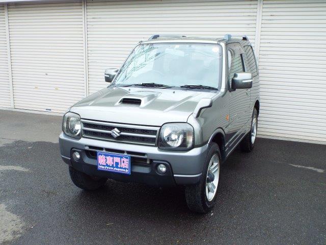 特別仕様車 ランドベンチャーターボ 4WD ナビTV付(3枚目)