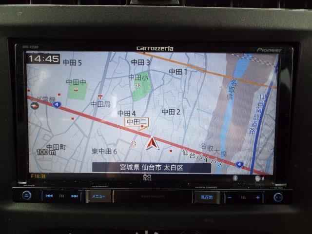 特別仕様車 ランドベンチャーターボ 4WD ナビTV付(9枚目)