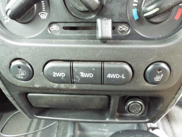 特別仕様車 ランドベンチャーターボ 4WD ナビTV付(11枚目)