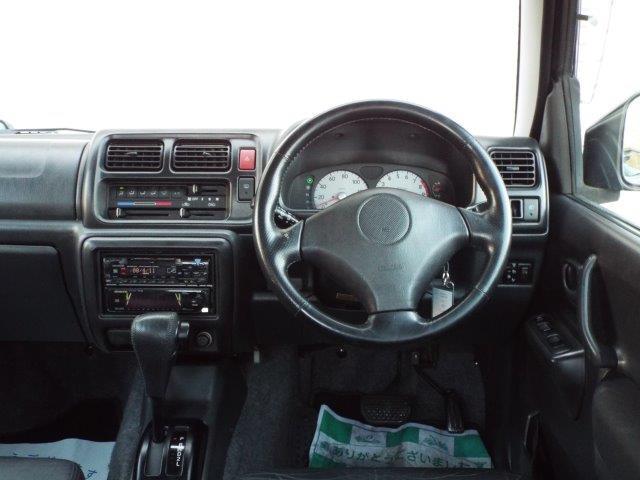 特別仕様車ランドベンチャーターボ  4WD シートヒーター付(6枚目)