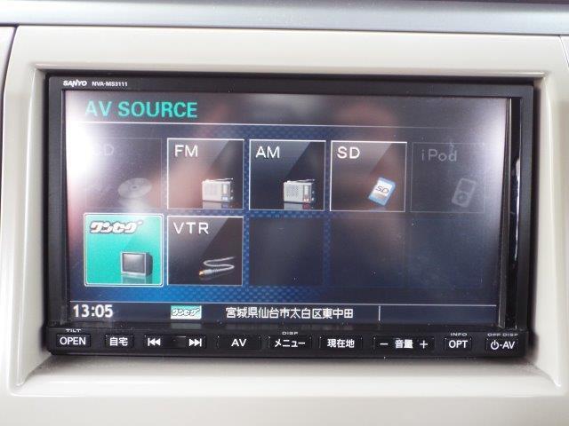 10thアニバーサリーリミテッド AW ナビTVバックカメラ付(8枚目)