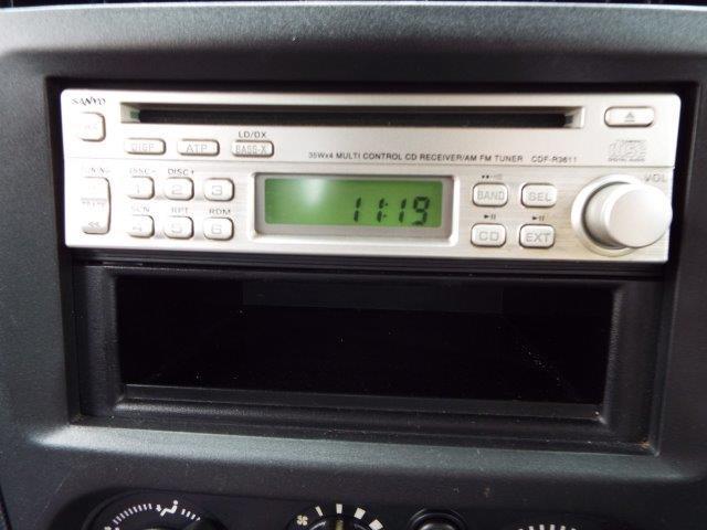 ワイルドウインド ターボ 4WD  CD シートヒーター付(7枚目)