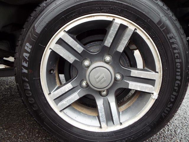 ワイルドウインド ターボ 4WD  CD シートヒーター付(16枚目)