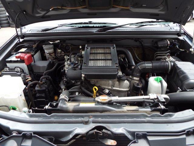 ワイルドウインド ターボ 4WD  CD シートヒーター付(18枚目)