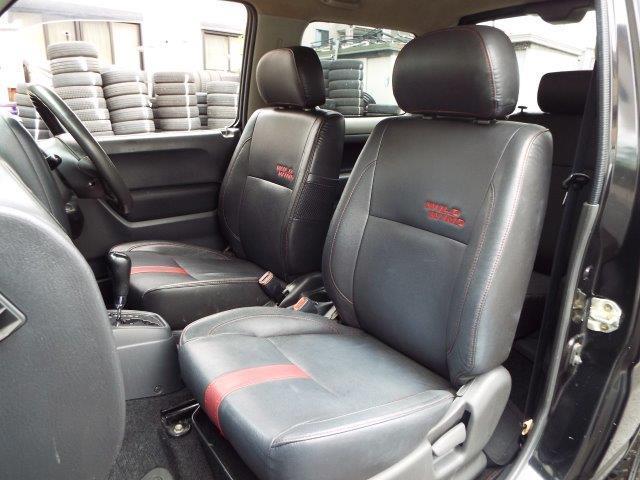 ワイルドウインド ターボ 4WD  CD シートヒーター付(20枚目)