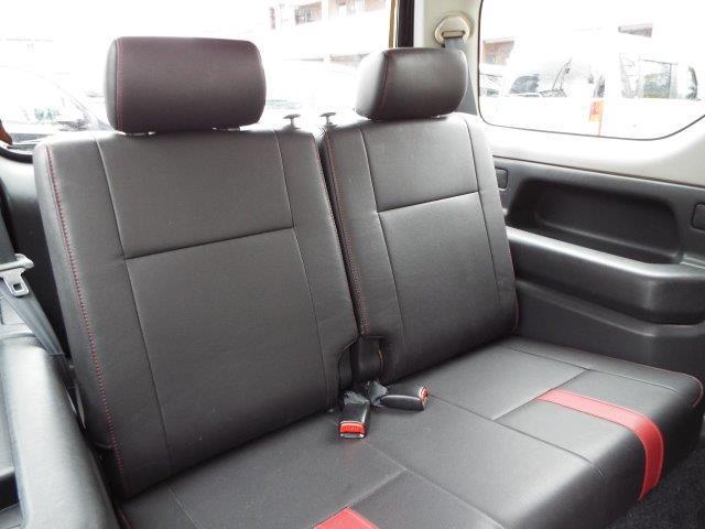 ワイルドウインド ターボ 4WD  CD シートヒーター付(21枚目)