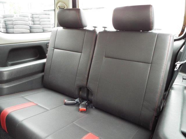 ワイルドウインド ターボ 4WD  CD シートヒーター付(22枚目)