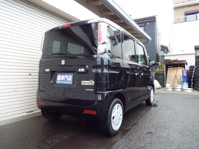 ハイブリッドG 4WD アイドリングS  ESP付 シートヒーター付 届出済未使用車(4枚目)