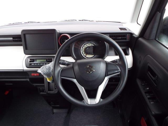 ハイブリッドG 4WD アイドリングS  ESP付 シートヒーター付 届出済未使用車(6枚目)