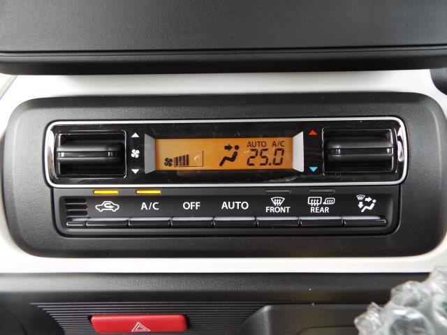 ハイブリッドG 4WD アイドリングS  ESP付 シートヒーター付 届出済未使用車(7枚目)