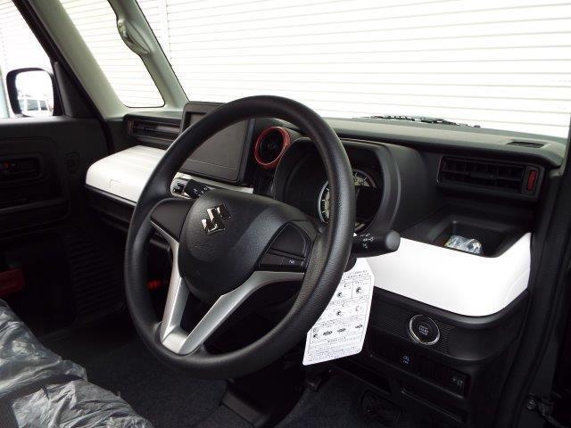 ハイブリッドG 4WD アイドリングS  ESP付 シートヒーター付 届出済未使用車(19枚目)