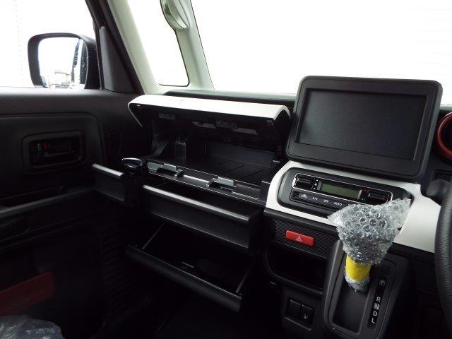 ハイブリッドG 4WD アイドリングS  ESP付 シートヒーター付 届出済未使用車(21枚目)