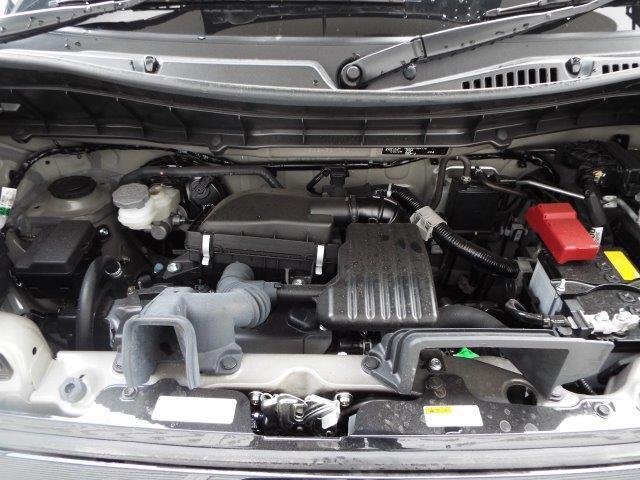 ハイブリッドG 4WD アイドリングS  ESP付 シートヒーター付 届出済未使用車(24枚目)