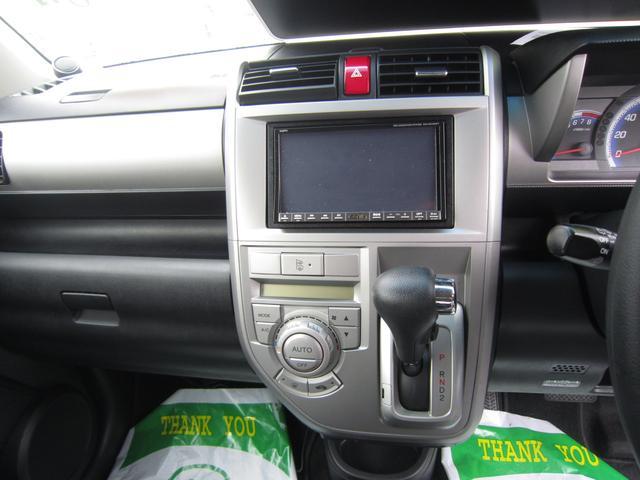 ホンダ ゼストスパーク Wターボ SDナビTV 4WD