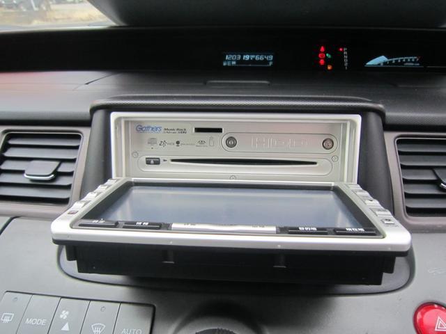 ホンダ ステップワゴン G Sパッケージ HDDナビ
