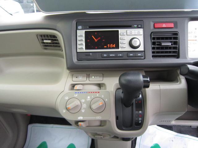 ホンダ ライフ G CD リアカメラ キーレス ベンチシート ABS