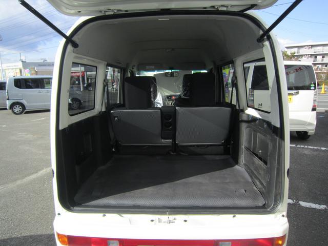 G CD キーレス 両側スライドドア 社外AW 4WD(11枚目)