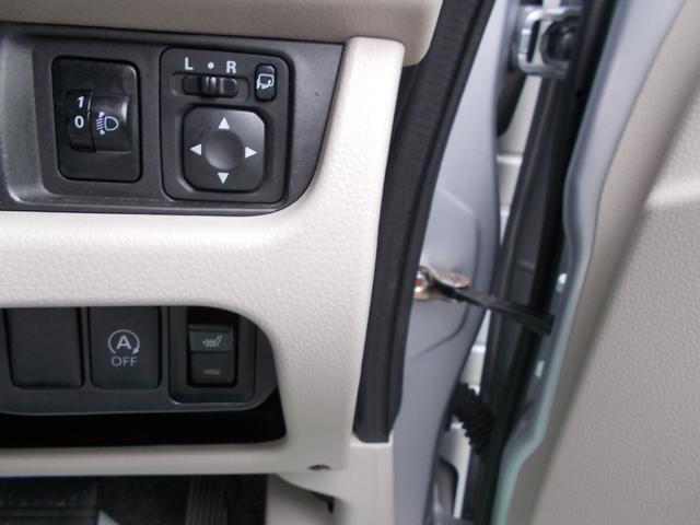 M CDチューナー オートエアコン キーレスエントリー アイドリングストップ シートヒーター 社外14インチアルミホイル 4WD(10枚目)