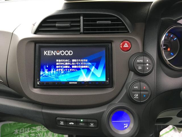 ハイブリッド-C メモリーナビ リアカメラ キーレスエントリー ETC車載器 アイドリングストップ(5枚目)