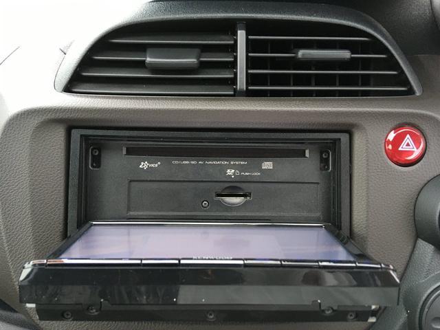 ハイブリッド-C メモリーナビ リアカメラ キーレスエントリー ETC車載器 アイドリングストップ(7枚目)