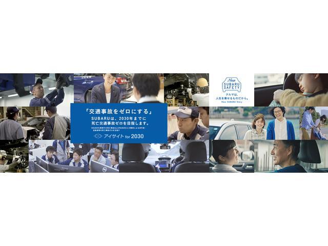 New SUBARU SAFETY クルマは、人生を乗せるものだから。「交通事故をゼロにする」SUBARUは、2030年までに死亡事故ゼロを目指します。