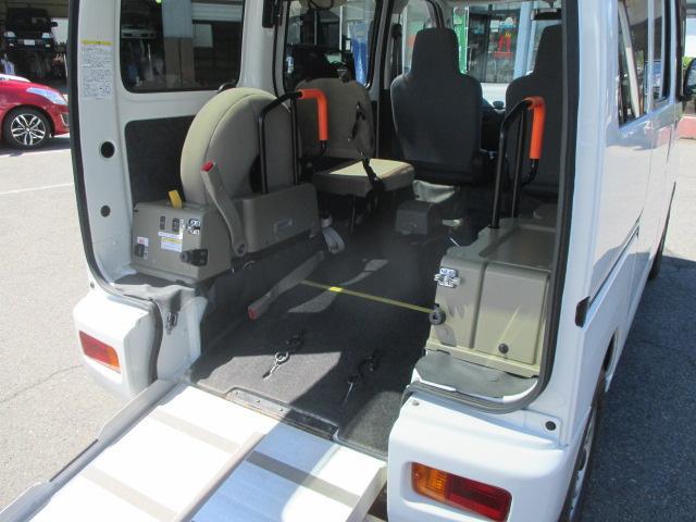 ダイハツ ハイゼットカーゴ スローパー 4WD