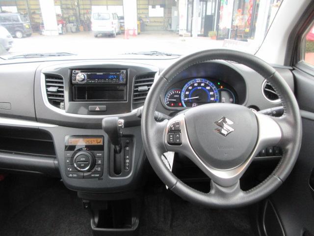 スズキ ワゴンRスティングレー X レーダーブレーキサポート 4WD