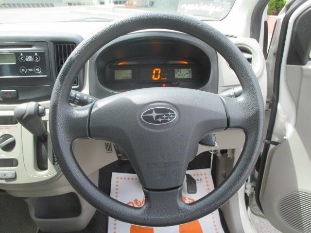 スバル プレオプラス FA スマートアシスト 4WD