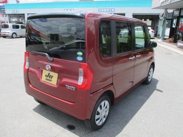 ダイハツ タント X SAII 福祉車 ウェルカムシート 4WD